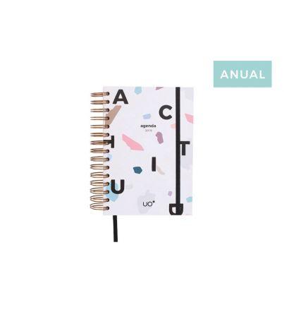 """Agenda 2019 """"Terrazzo"""" Día página"""