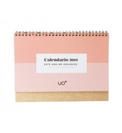 "Calendario 2019 ""Less Drama"""