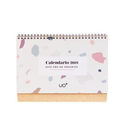 "Calendario 2019 ""Terrazzo"""