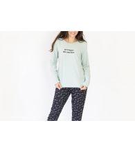 """Pijama """"Persigue tus sueños"""""""