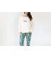 "Pijama ""Vive y se feliz"""