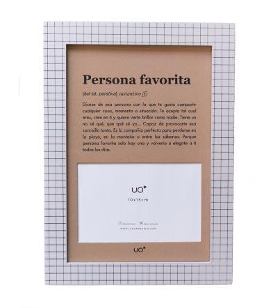 """Marco Fotos """"Mi persona favorita. Definición"""""""