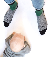"Calcetines ""Papá eres único"""