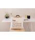"""Funda Cojín """"Papá Definición"""" Retícula"""