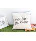 "Funda Cojín ""Sister love you mucho"""