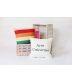"Funda Cojín ""Arre unicornio"" Arcoiris"