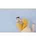 "Mini Calcetines ""Tengo un superpapá"" RAYAS"
