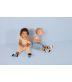 "Mini Calcetines ""Tengo una súper hermana"""