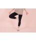 "Calcetines ""Soy yogi"" Asanas"