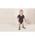 """Mini Calcetines """"La voy a liar panda"""""""