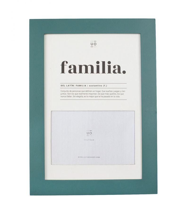 """Marco Fotos """"Familia. Definición"""" New Collection"""