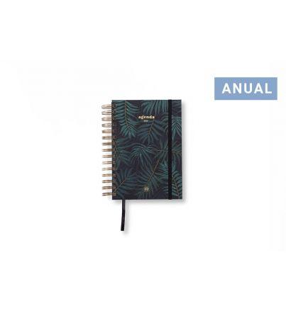 """Agenda """"Jungle"""" Día Página 2020"""