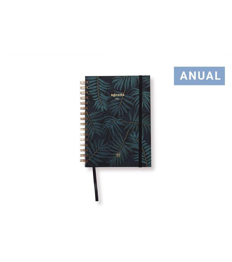 """Agenda """"Jungle"""" Semana Vista 2020"""