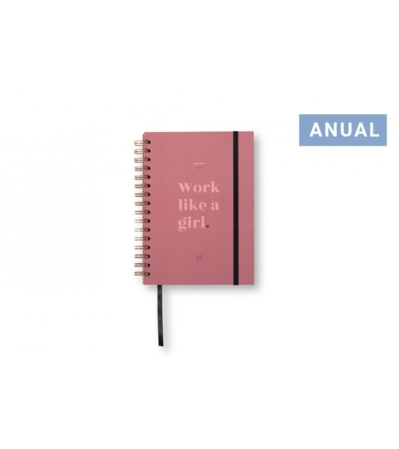 "Agenda ""Work like a girl"" Semana Vista 2020"