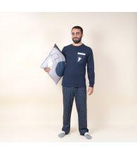 """Pijama """"Sueña alto llega lejos"""""""