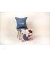 """Funda Cojín """"Amiga Definición"""" Rosa"""