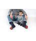 """Mini Calcetines """"Tengo abuelitis aguda"""""""