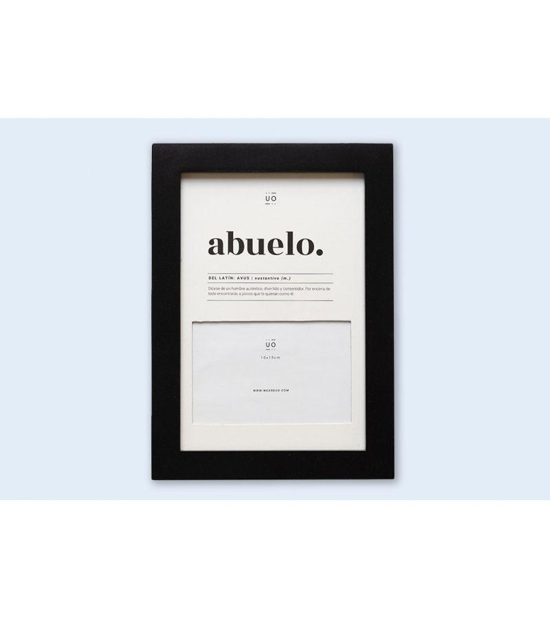 """Marco Fotos """"Abuelo. Definición"""" New Collection"""
