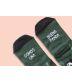 "Mini Calcetines ""Somos una buena panda"""