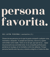 "Funda Cojín ""Mi persona favorita"" Multicolor"