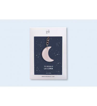 "Llavero Metacrilato ""Te regalo la luna"""
