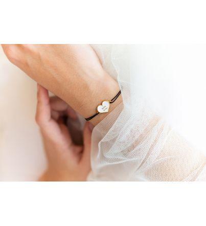 """Pulsera Charm """"Bride to be"""""""