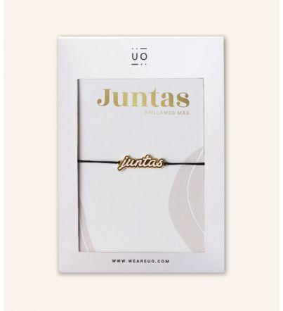 """Pulsera Charm """"Juntas..."""