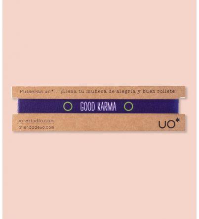 "Pulsera ""Good Karma"""