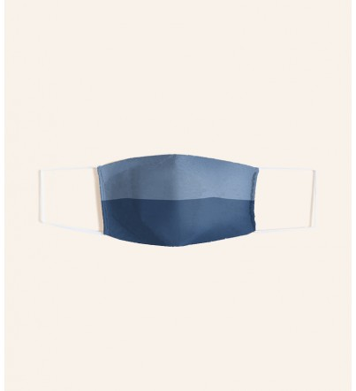 "UO Mask ""Classic Blue"""