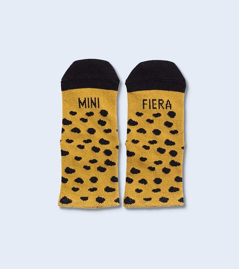 "Mini Calcetines ""Mini fiera"""