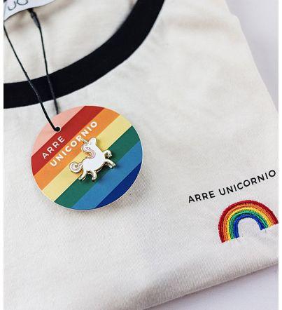 """Camiseta """"Arre unicornio"""""""