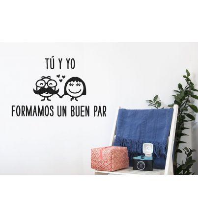 """Vinilo """"Tú y yo"""""""