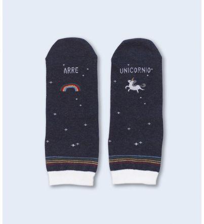 """Calcetines cortos """"Arre..."""
