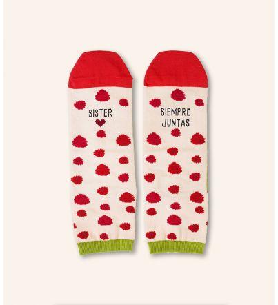 """Calcetines cortos """"Sister..."""