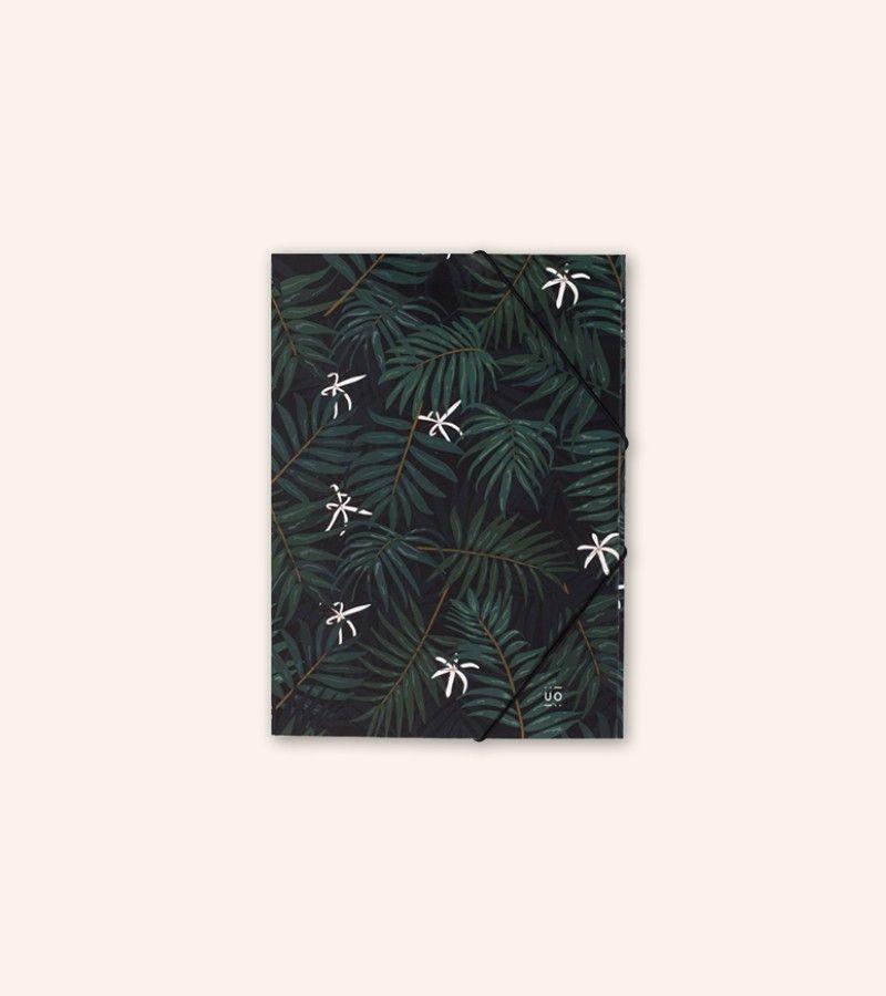 """Carpeta de gomas """"Jungle"""""""
