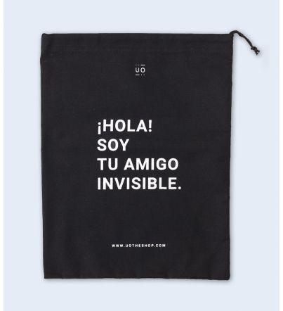 """Bolsa Tela Regalo """"¡Hola!..."""