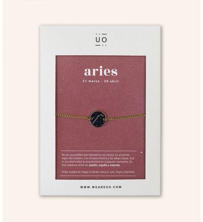 "Pulsera Charm ""Aries"""