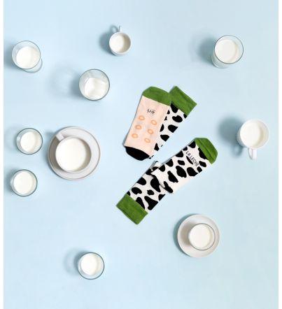 "Calcetines ""Eres la leche""..."