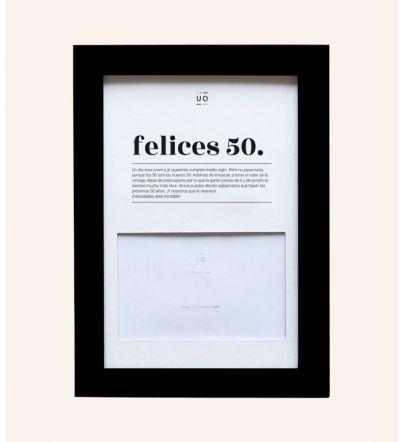 """Marco Fotos """"Felices 50"""""""