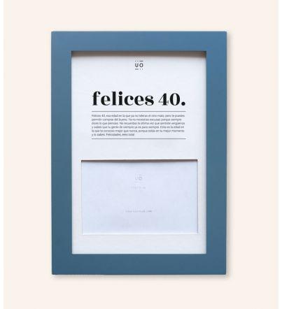 """Marco Fotos """"Felices 40"""""""