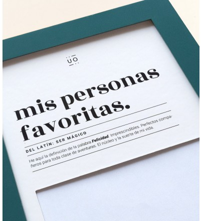 """Marco Fotos """"Mis personas..."""