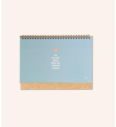 """Calendario 2021 """"Opositivo"""""""