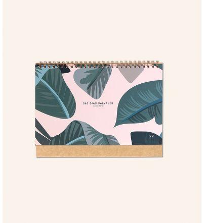 """Calendario 2021 """"Tropical"""""""
