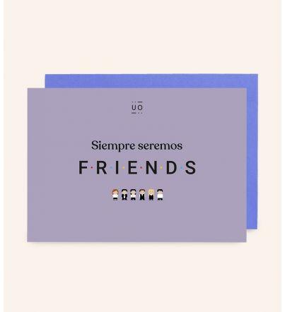 "Postal ""Friends"""