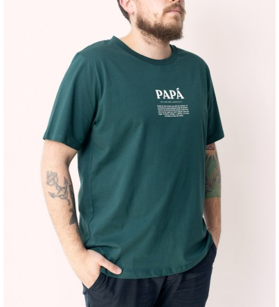 "Camiseta ""Papá. Definición"""