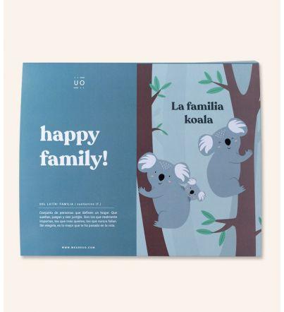"""Kit """"Familia koala"""""""
