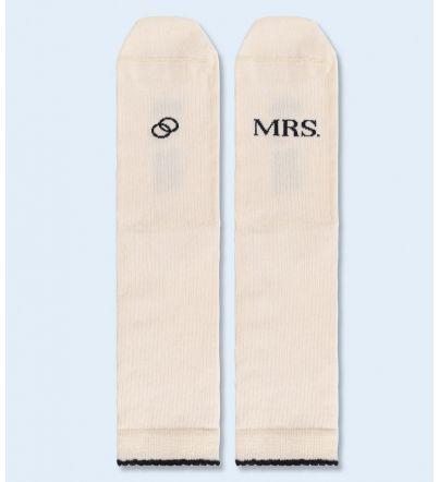 "Calcetines Boda ""Mrs, Just..."
