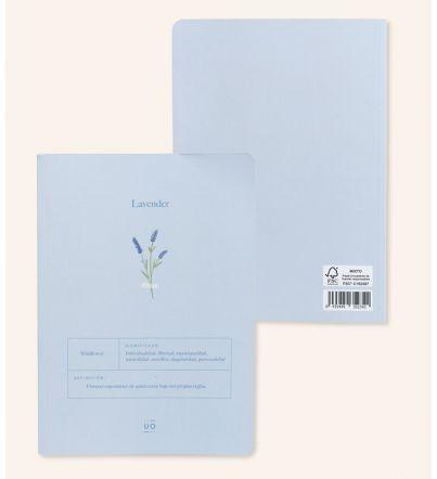 """Cuaderno A5  """"Lavender"""""""
