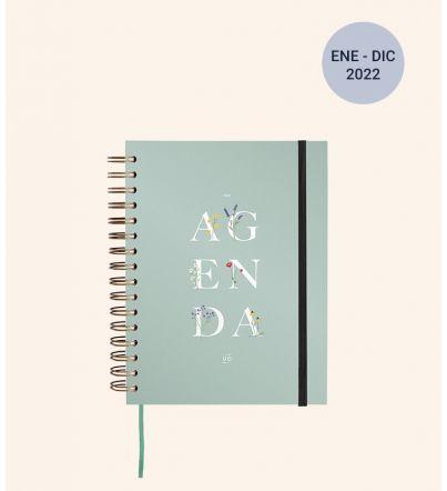 """Agenda """"Silvestre"""" Día..."""
