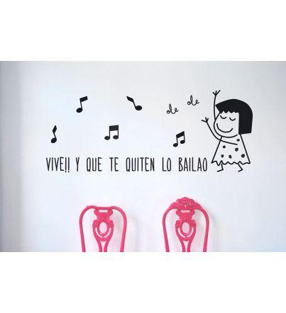 """Vinilo: """"Vive y que te Quiten lo Bailao"""""""